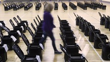 Chaos in London as voters turned away from polls