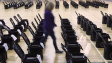 Voters turned away from the polls due to 'problems with lists'