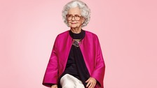 Vogue's first ever 100 year-old model - and a Valleys girl at heart