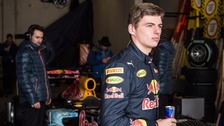 18-year-old Max to drive for Red Bull in Spanish Grand Prix