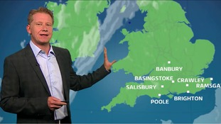 Thursday's weather for the west of the region