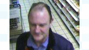 CCTV released following Sainsbury's theft