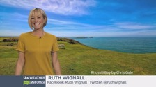Wales Weather: Warm sunshine for all!