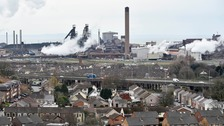 Tata is hoping to sell Port Talbot in Wales