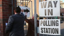 Voting in biggest political test since the General Election