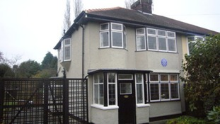 John Lennon's childhood home has been granted Heritage status.