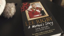 Lyn Rigby's book about her son Lee