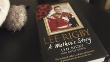 Lee Rigby's mother tells her story in new book