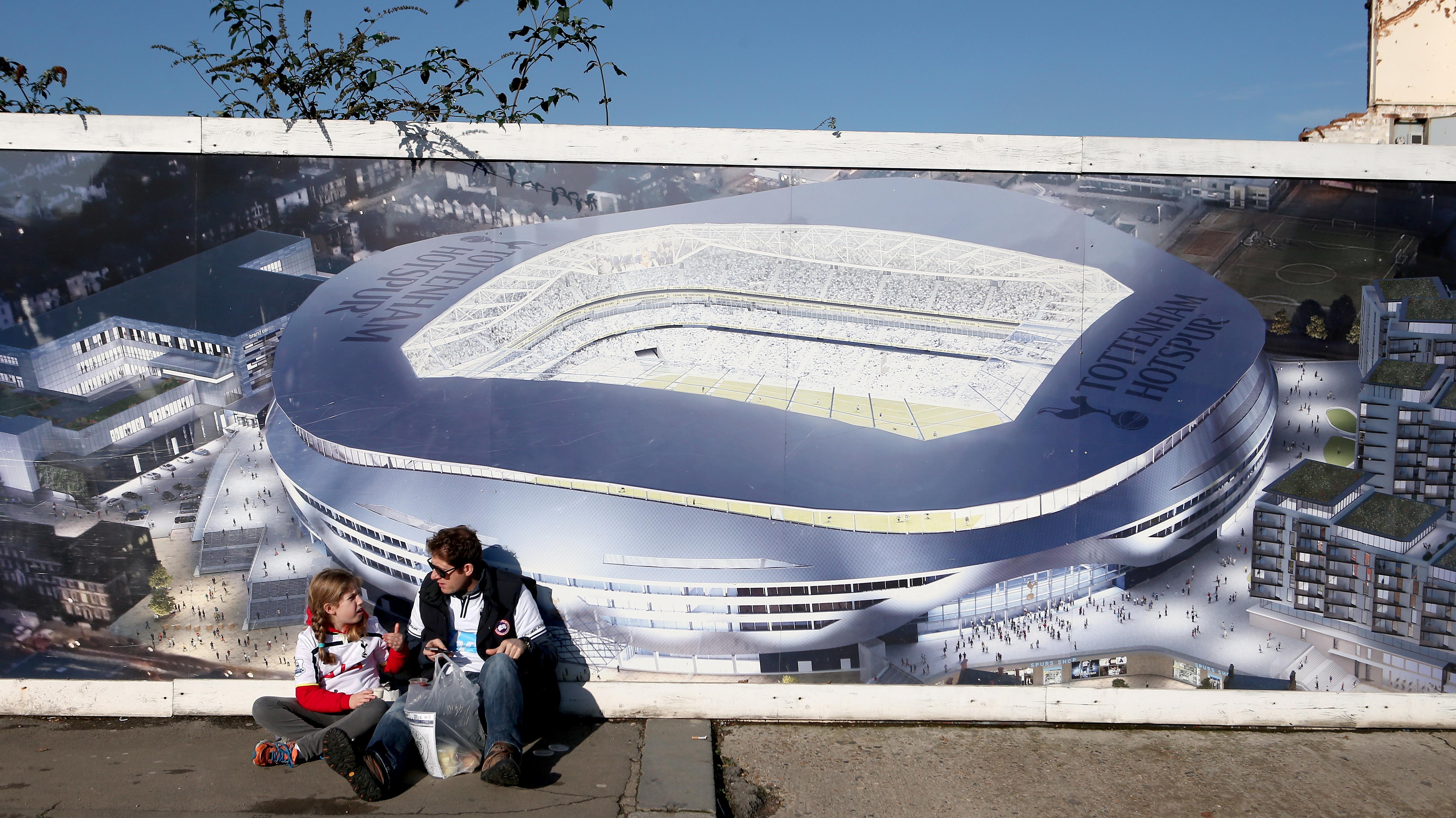 the controversies surrounding the popular the 400 million wembley stadium