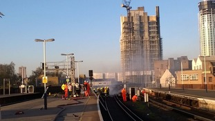 Travelling home from Waterloo? Everything you need to know following the Vauxhall fire