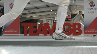 Every member of Team GB's fencing squad for Rio is a Londoner