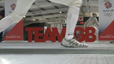 Every member of Team GB's fencing squad is a Londoner