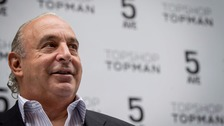 Sir Philip Green breaks his silence over BHS collapse