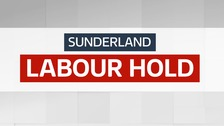 Sunderland Labour HOLD