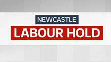 Newcastle Labour HOLD