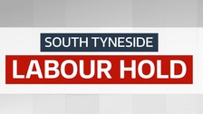South Tyneside Labour HOLD