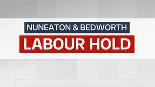 Local elections 2016: Nuneaton & Bedworth - Labour hold