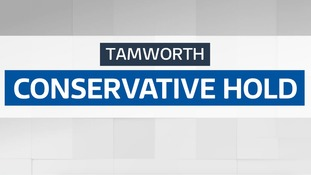 Local elections 2016: Tamworth - Conservative hold