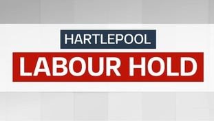 Hartlepool Labour HOLD