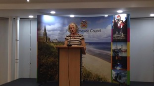 Results announced on North Tyneside