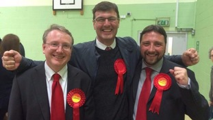 Labour councillor who thought he had lost re-elected after votes found 'under Tory pile'