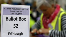 Labour facing tough election night in Scotland