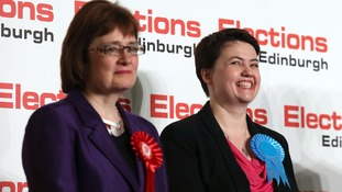 Labour faces bad night in Scotland amid SNP and Conservative gains