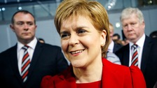Nicola Sturgeon has been the MSP for Glasgow Southside since 2007