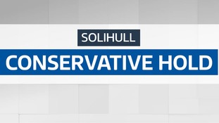 Local elections 2016: Solihull - Conservative hold