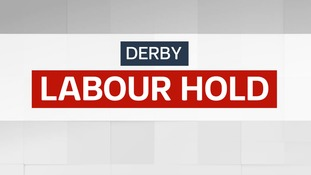 Local council elections: Derby - Labour hold