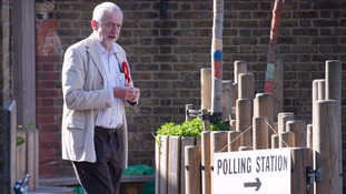 Pressure on Corbyn despite better than predicted Labour results in England