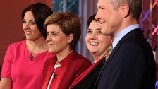 Scottish Parliament Elections 2016:  The results