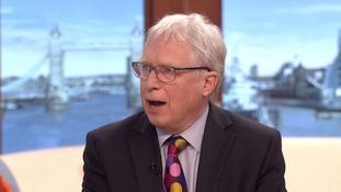 Election expert Professor Colin Rallings