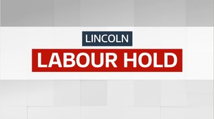 Labour hold Lincoln