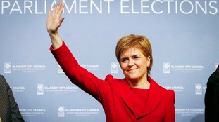 Nicola Sturgeon retained her seat