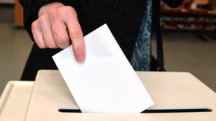Results from Police and Crime Commissioner elections in Calendar region