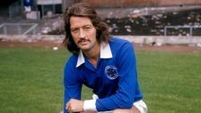 Former footballer Frank Worthington 'battling Alzheimer's'