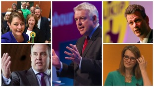 Welsh Assembly election 2016