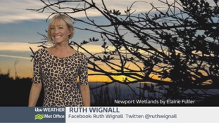 Wales Weather: Muggy overnight, but be warned for tomorrow!