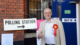 One MP noted candidates did well in London and Wales by distancing themselves from Corbyn