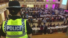 What is the role of a Police and Crime Commissioner?