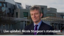 Follow Peter MacMahon as he live-tweets Nicola Sturgeon's statement