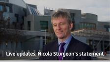 Follow Peter MacMahon as he live-tweets Nicola Sturgeon's statement