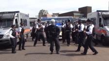 Met Police finally accept the #RunningManChallenge