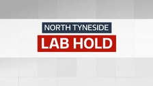 North Tyneside - Labour hold