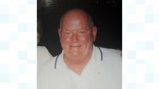 Gordon Robson, aged 74.
