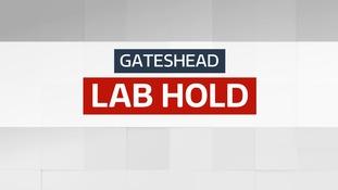Gateshead - Labour hold