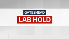 Gateshead - Labour hold