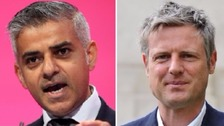 London Mayor: Latest results from the election
