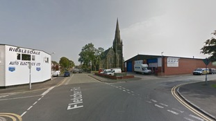 Fletcher Road and Deepdale Mill Street
